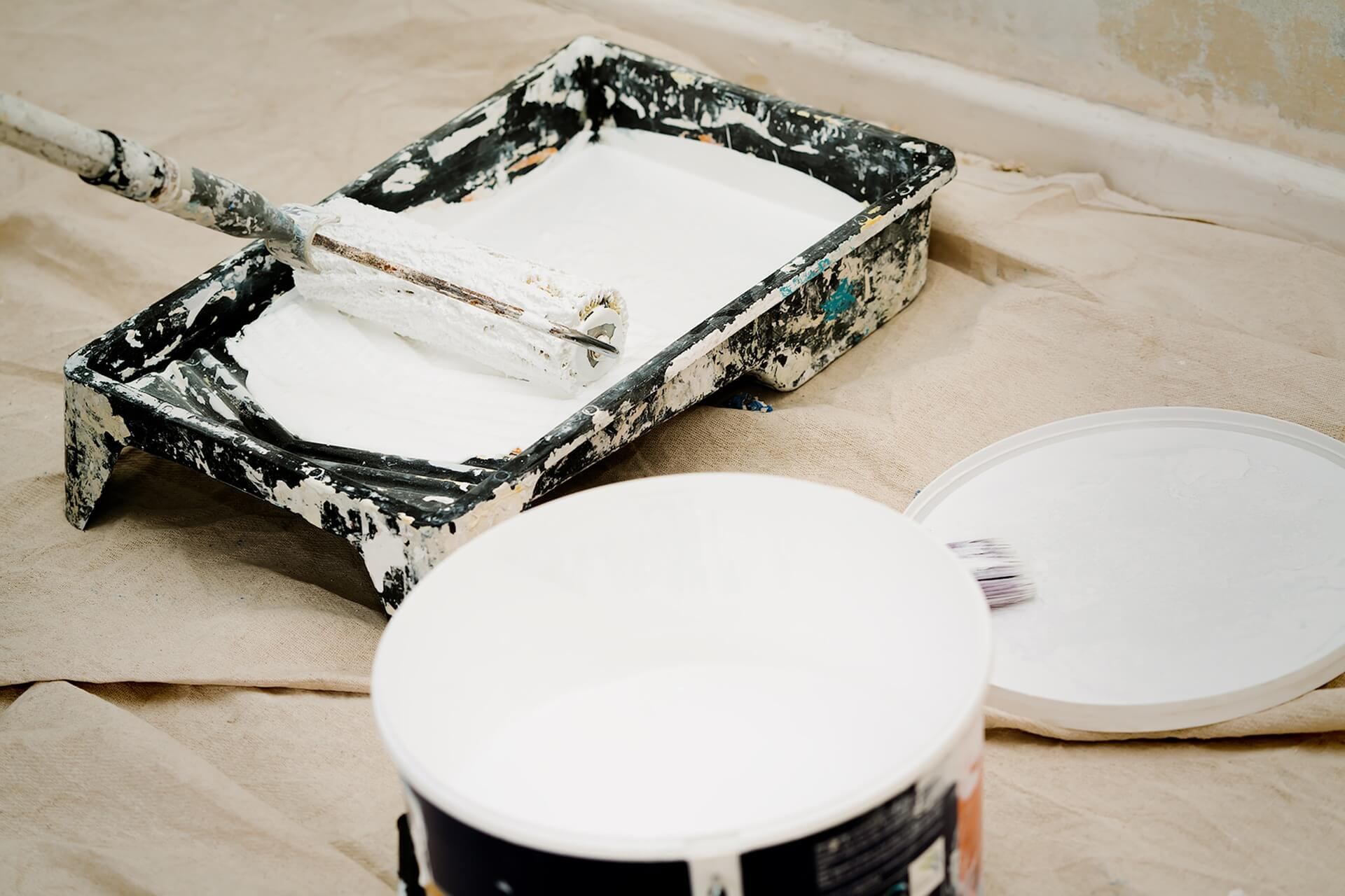 supplies for commercial painting omaha ne